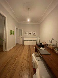 Raum im Umbau