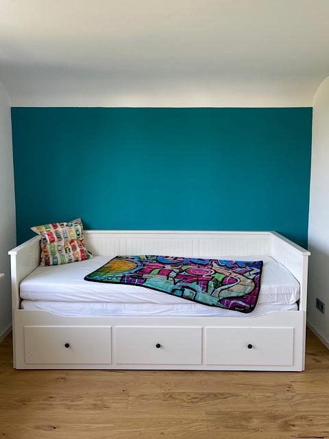 Zimmer mit Gästebett