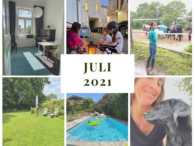 Monatsrückblick Juli 2021: Zimmerendspurt, Travemünde und ein Hundeurlaub